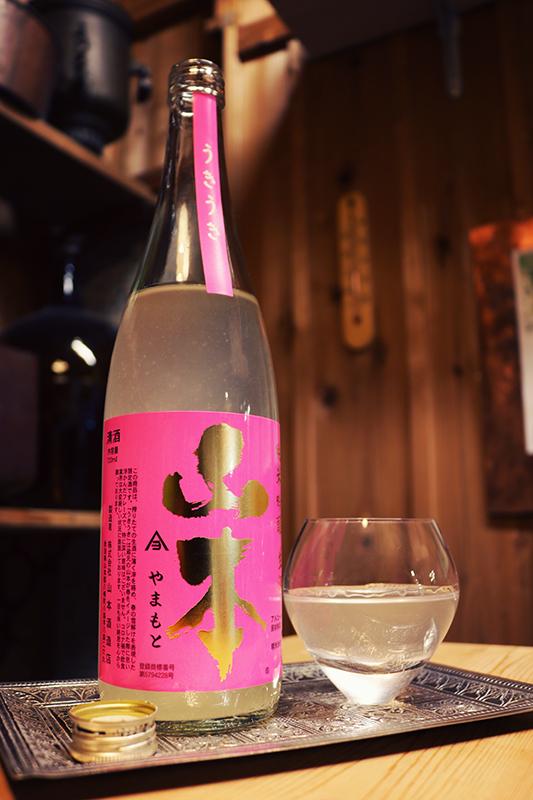 白瀑 うきうき山本 純米吟醸 1.8L