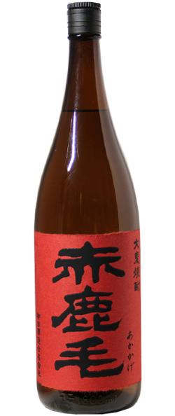 赤鹿毛 麦焼酎 25% 1.8L