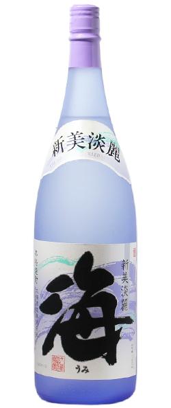 海 芋焼酎 25% 1.8L