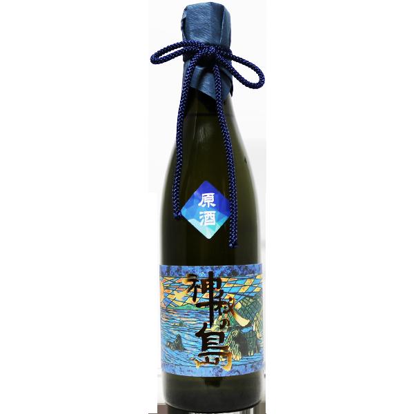 神秘の島 原酒 芋焼酎 38% 720ml