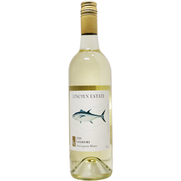 リンカーン エステイト・ワインズ サシミ ソーヴィニヨンブラン 750ml