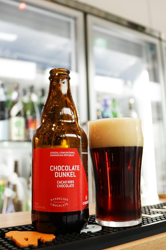 COEDO×Dandelion チョコレート・デュンケル 333ml