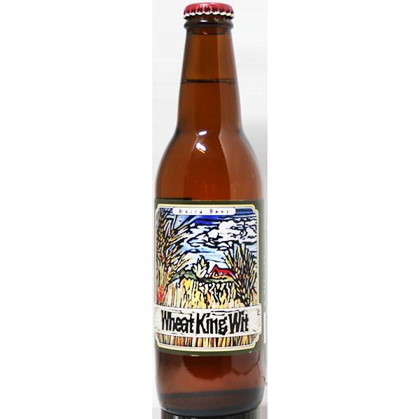 ベアードビール ウィートキング ウィット 330ml