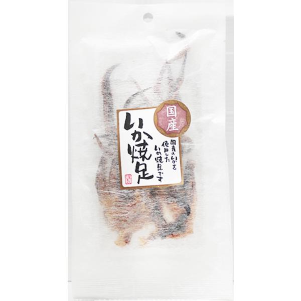 小島食品 国産いか焼足 30g